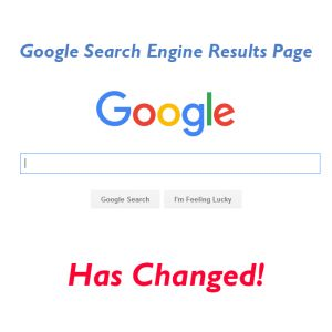 Google Serp Changed