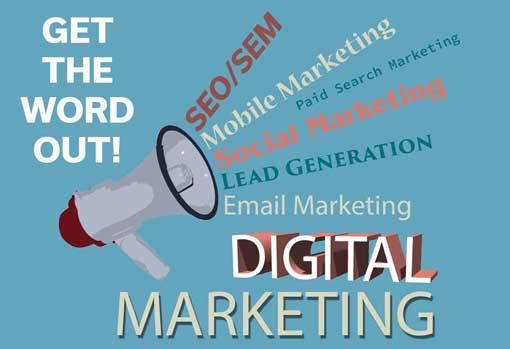 Massachusetts Digital Marketing Agency - Digital Marketing: Getting Your Message Out!