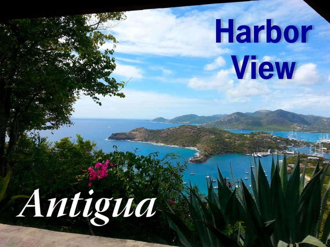 Antigua - English Harbor View
